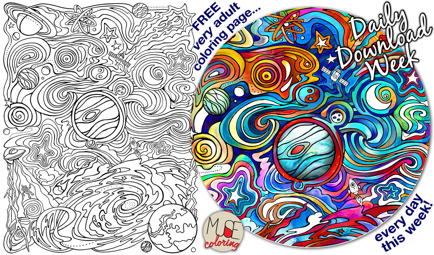 Flower Coloring Pages for Tranquility | 588x1000