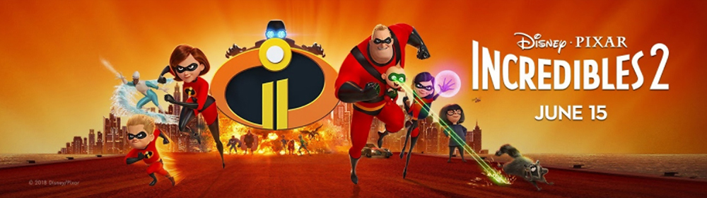 The Graphic Art Of Incredibles 2 Josh Holtsclaw