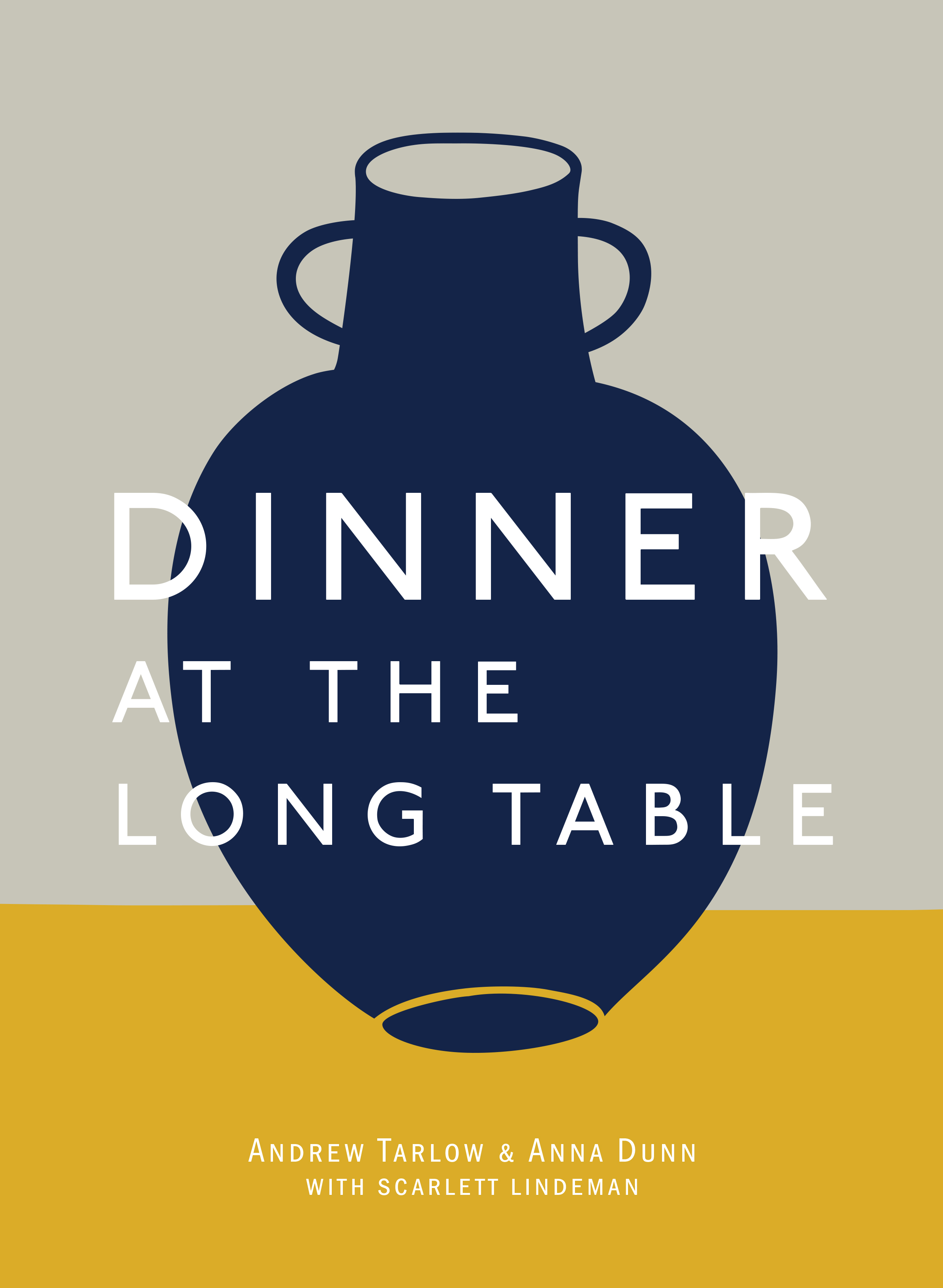 Read. Don't follow   recipes  . Cook with fire. Pick wild herbs.    Talk    to ghosts.    Fail    at aioli. Turn the    clocks    back. Turn the clocks around.      Dinner at the  Long Table ,     the debut cookbook of Brooklyn restaurateur Andrew Tarlow and Diner Journal editor Anna Dunn,    invites    you in very simple terms to participate. The book is a collection of dinners inspired by celebrations repeated over the years at the restaurants,as well as at home, with a focus on making food together for as many people as you can gather, as well as menus inspired by some of our favorite books in the cookbook compendium and beyond. Make a list, lose the list, remember what you've forgotten. Set the table. Listen to the music your friends make. Cook until you understand. Cook to keep the house warm.