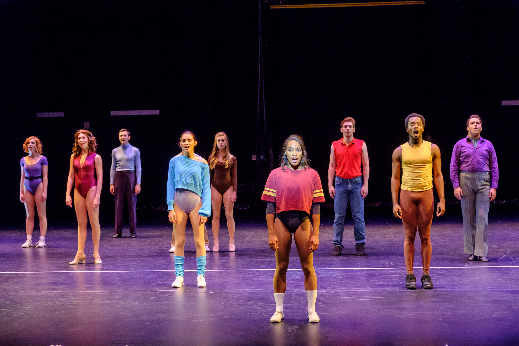 Morales - A Chorus Line - Texas State University