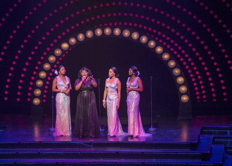Deena - Dreamgirls - Lyric Theatre of Oklahoma