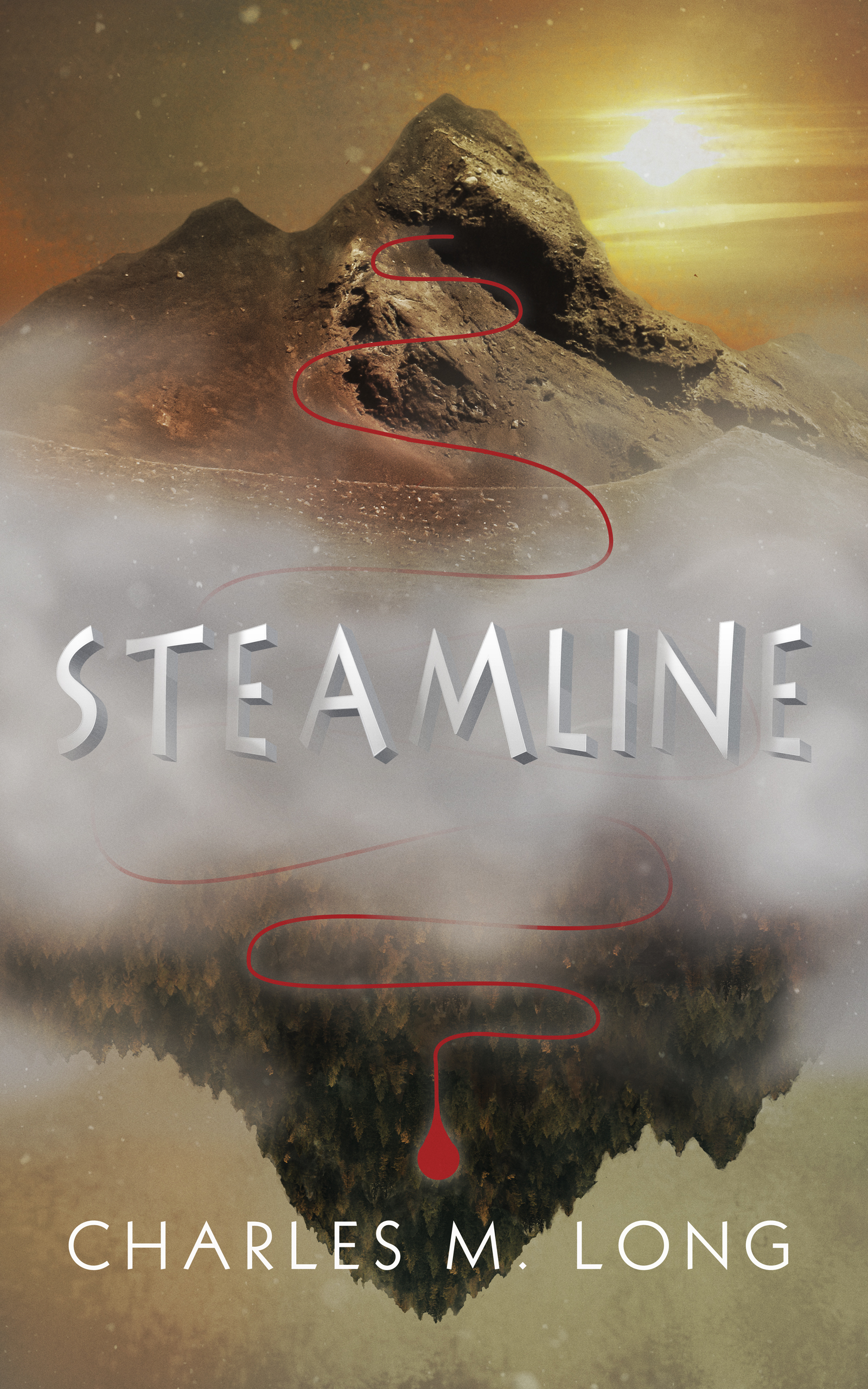 Steamline by Charles M. Long