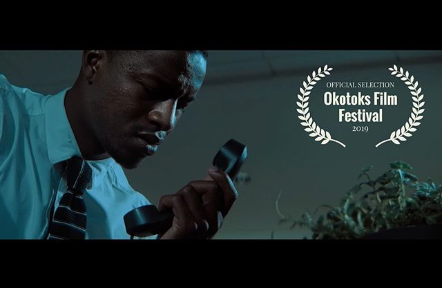 """It is my pleasure to announce that """"Trapped"""" - a music video I made for @theoriginalchu - has been selected to screen at the @okotoksfilmfestival on June 1st. It was a great experience working amongst some talented individuals, and an honor to write a story for a song that some would argue I have no right to make given my identity. I hope the music video upon its viewing in the festival will not be overshadowed by who made it, but instead by what it has to say. . . . #yeg #yegfilm #filmmaker #movies #moviemaking #musicvideo #music #hiphop #trap #trapped #photography #filmfest"""