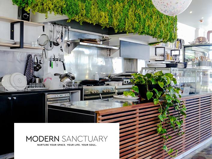 Modern Sanctuary