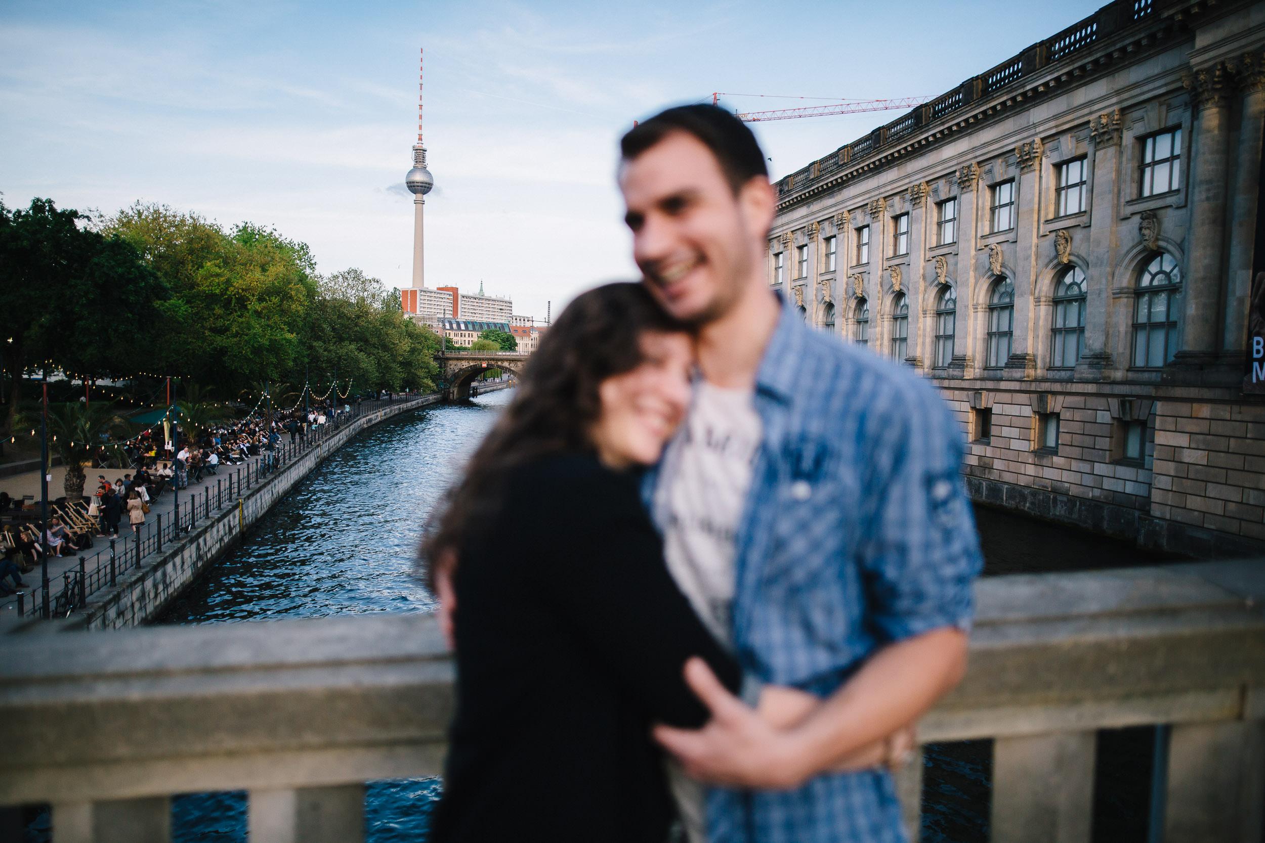 Paarshooting mit Falko und Krista in Berlin