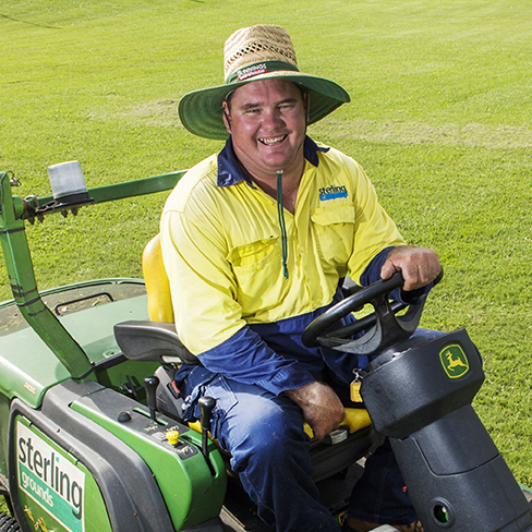 Kane Rogers - Grounds Area Manager