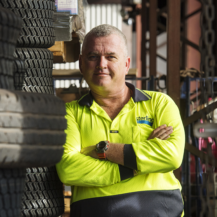 Warwick Southwood - Landscape Manager