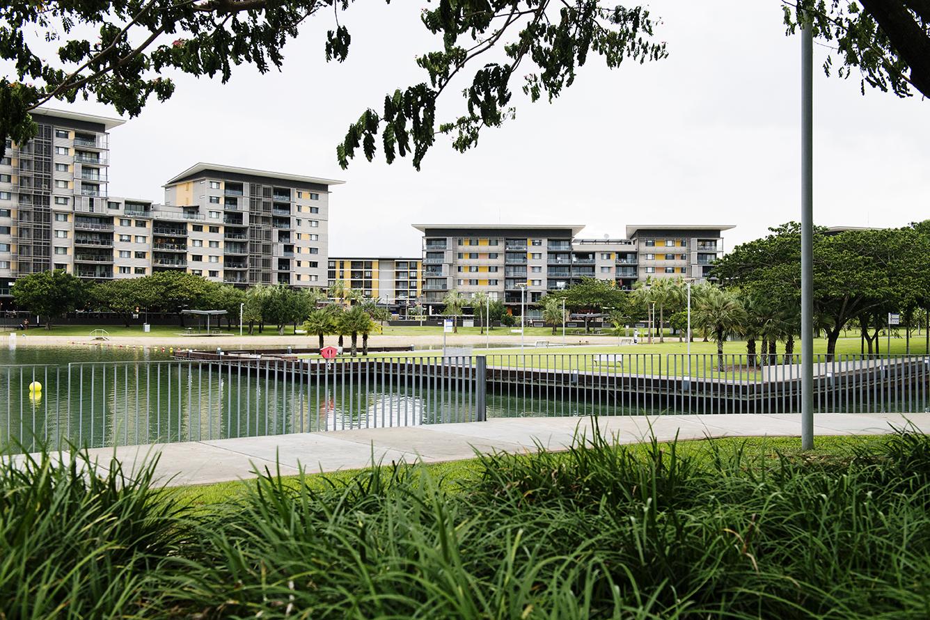 Darwin Waterfront Precinct.