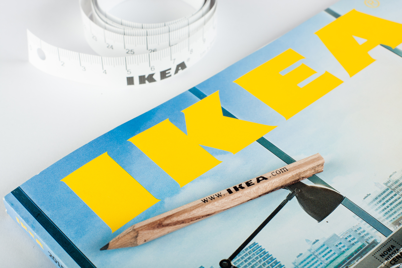 - The entire IKEA range of products work together like an overarching system. Their Swedish heritage and charm reflects in the choice of colours, visuals, naming and style —all of which reinforces the identity.