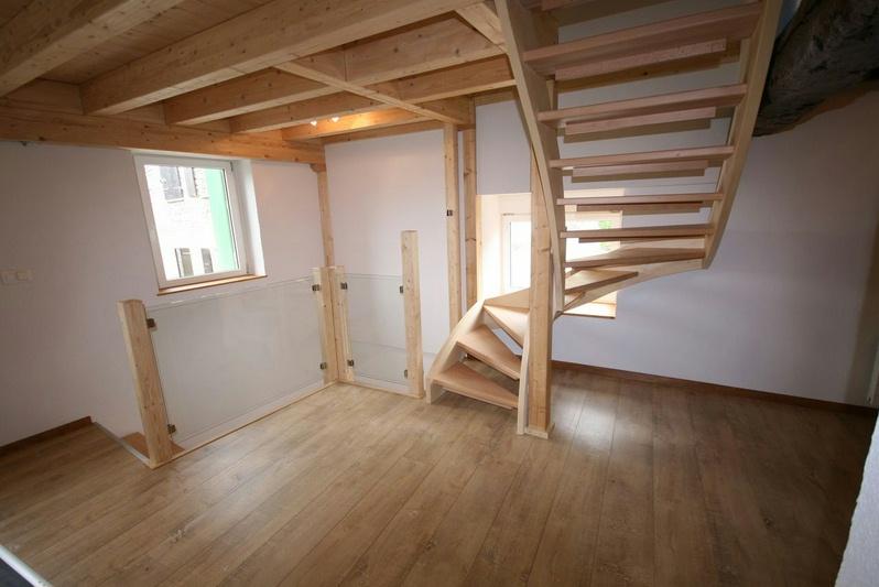 Spiral Stairset