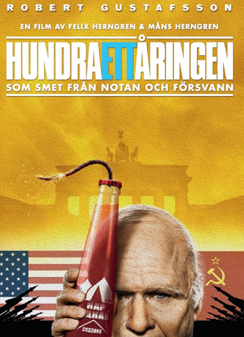 Hundraettåringen (2016)  Dir: Felix Herngren, Måns Herngren Prod: Nice FLX  Watch trailer