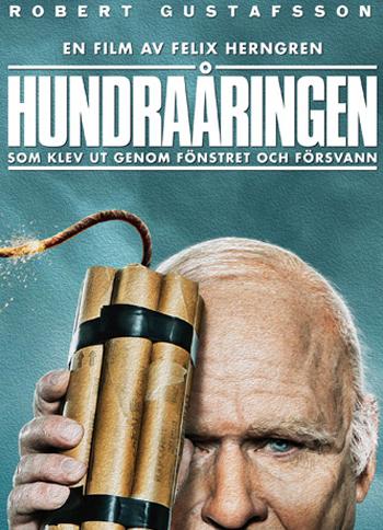 Hundraåringen (2013)  Dir: Felix Herngren Prod: FLX  Watch trailer