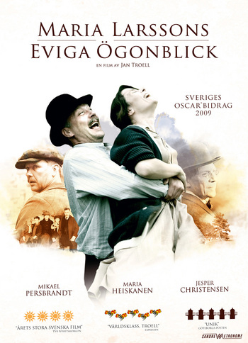 Maria Larsson eviga ögonblick (2008)  Dir: Jan Torell Prod: Blindspot  Watch trailer