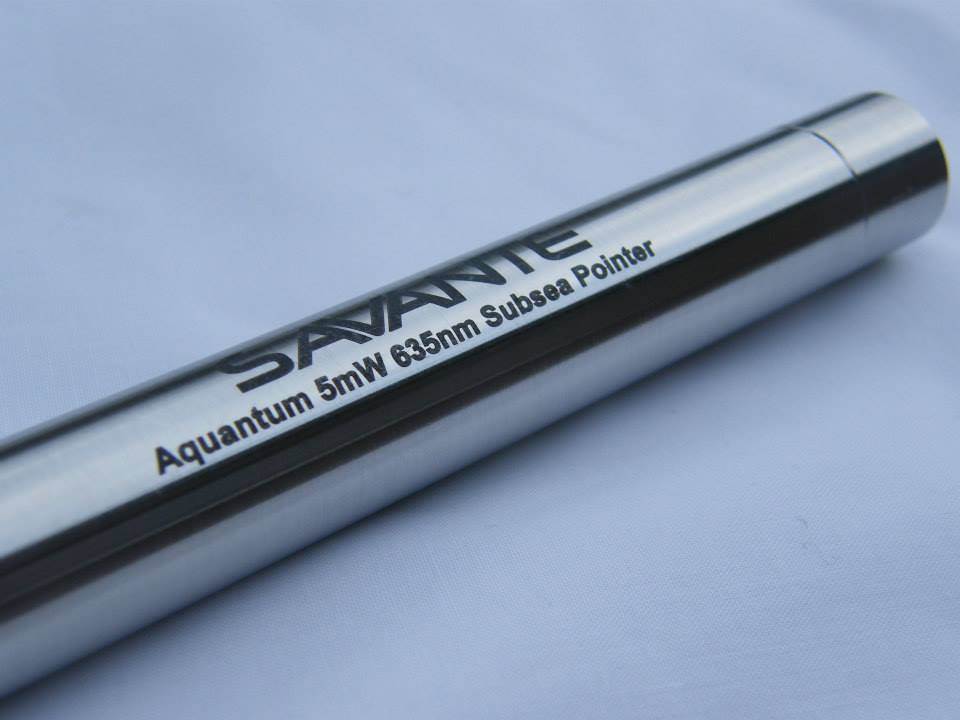 Savante Subsea and Underwater Laser - Aquantum Laser Module
