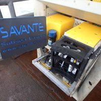 SLV-50 subsea laser profiler conducts conductor fretting wear inspection as part of platform inspection