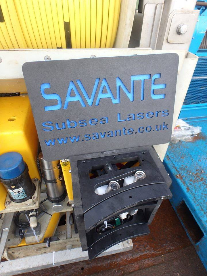 Conductor fretting measurements using Savante's SLV-50 subsea laser profiler