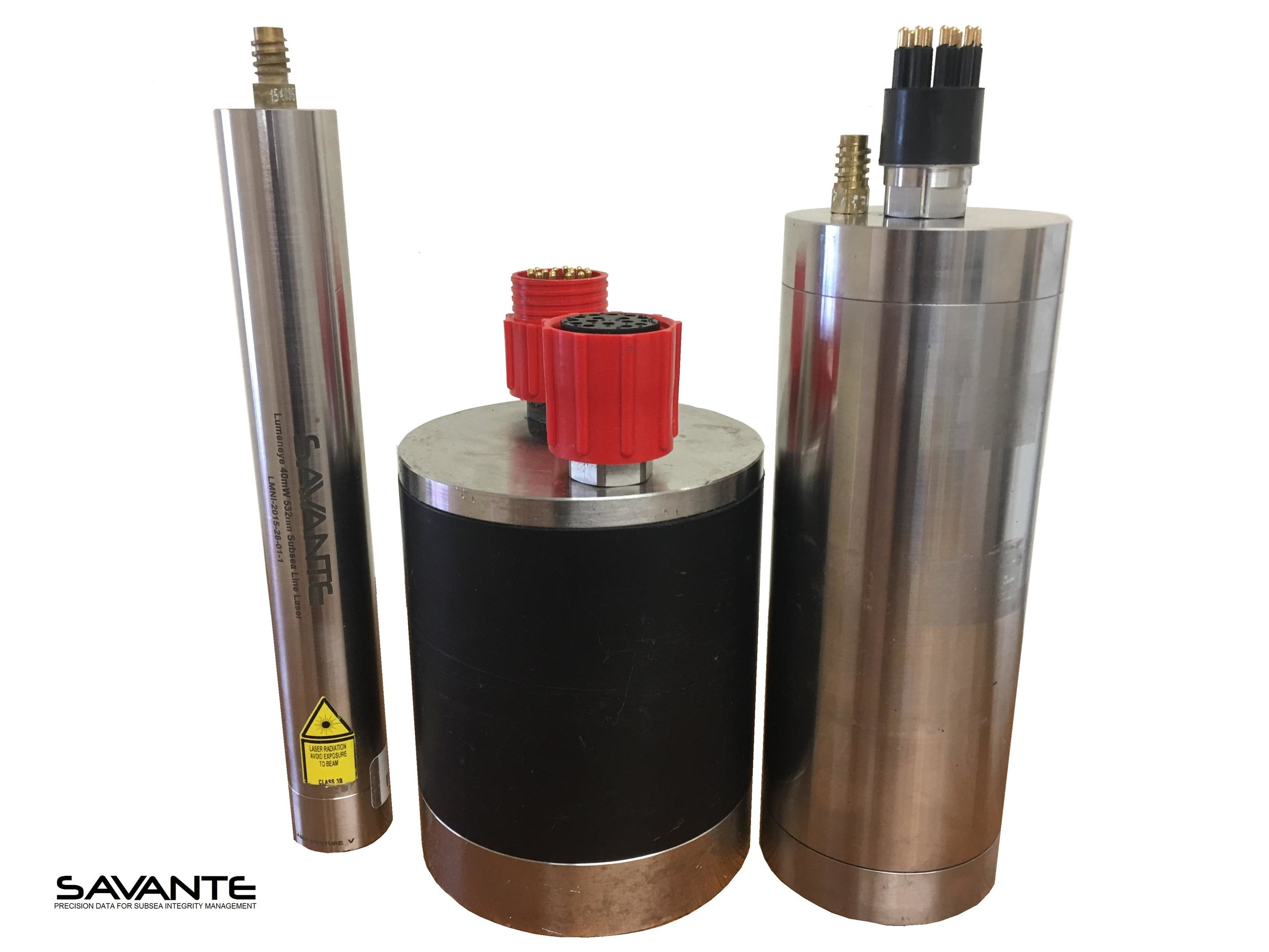 Savante's SLV-80 subsea laser profiler and AUV integration kit