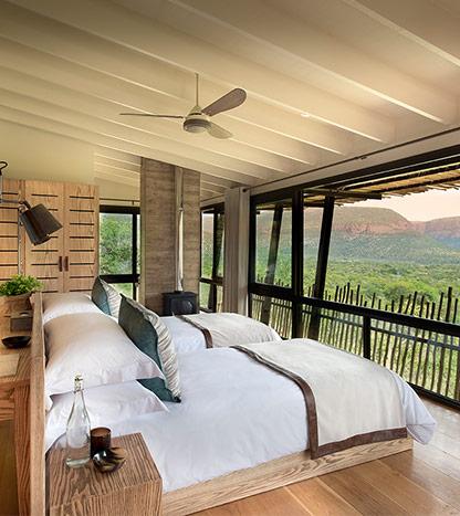 Chambre Marataba Trails Lodge