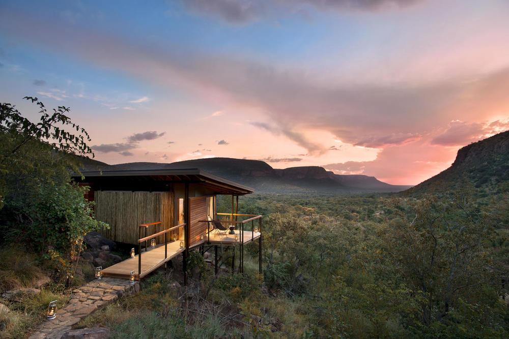 Coucher de Soleil Marataba Trails Lodge