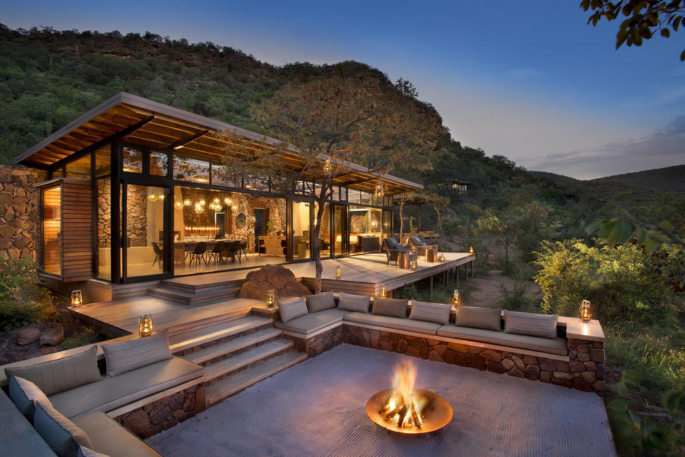 Feu de Camp Marataba Trails Lodge