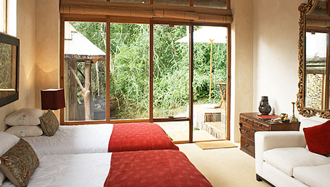 Chambre Trogon House Forest & Spa