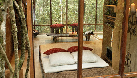 Spa Trogon House Forest & Spa