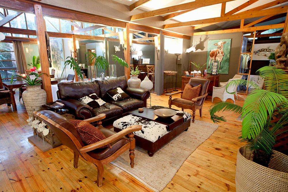 Salon Makakatana Bay Lodge