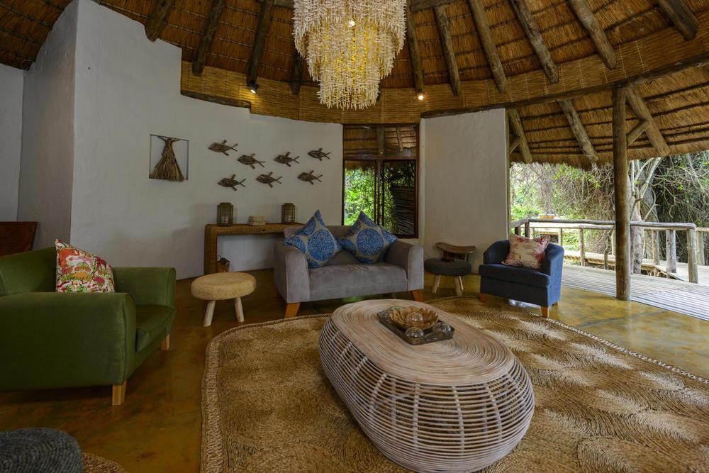 Salon Thonga Beach Lodge