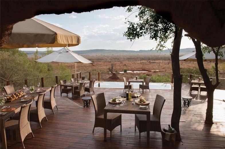 Terrasse Madikwe Hills