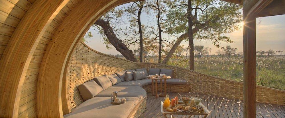 Terrasse Sandibe Safari Lodge