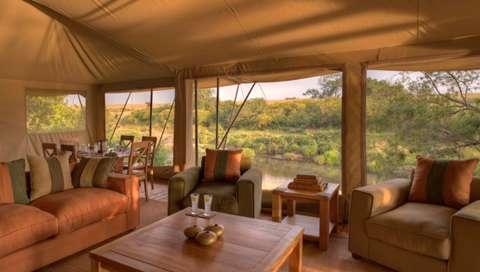Salon Rekero Mara Camp