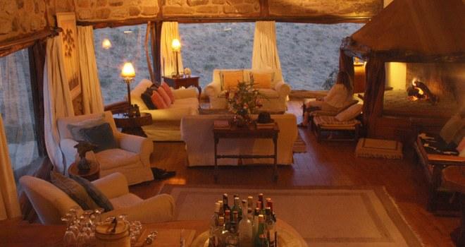 Salon Borana Lodge