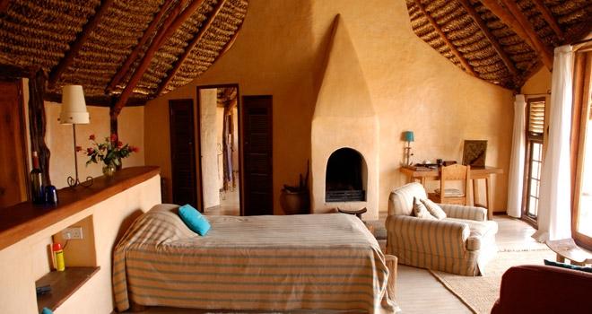Chambre Borana Lodge