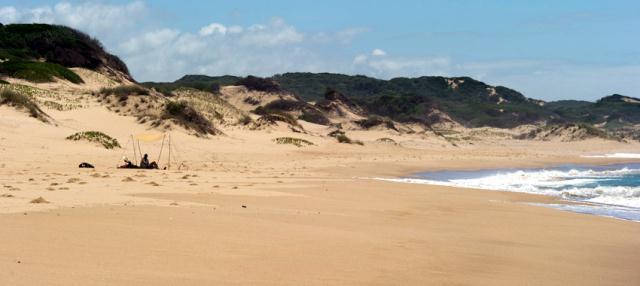 Plage Les Dunes de Donvella