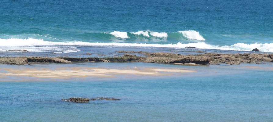 Magnifiques vagues Les Dunes de Donvella