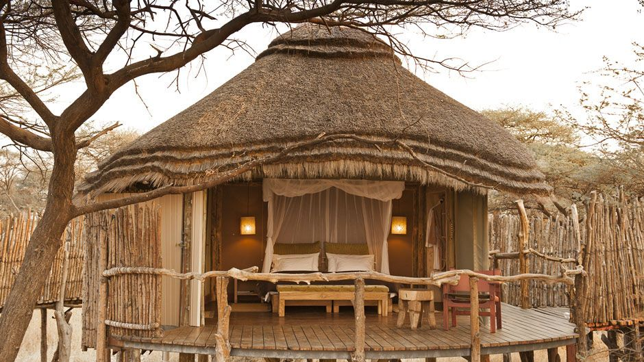 Chambre Onguma Tree Top Camp