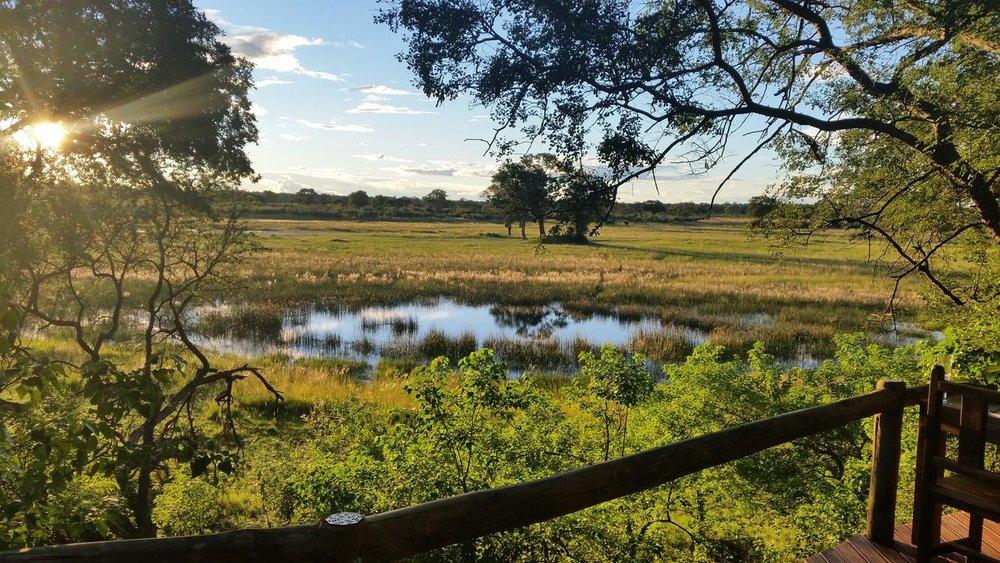 Point d'eau Nambwa Tented Lodge