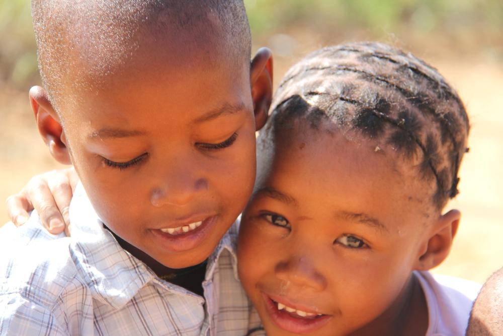 Enfants de l'école sponsorisé par Naankuse