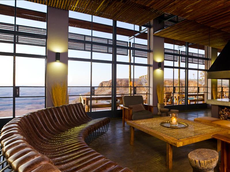 Salon Fish River Lodge
