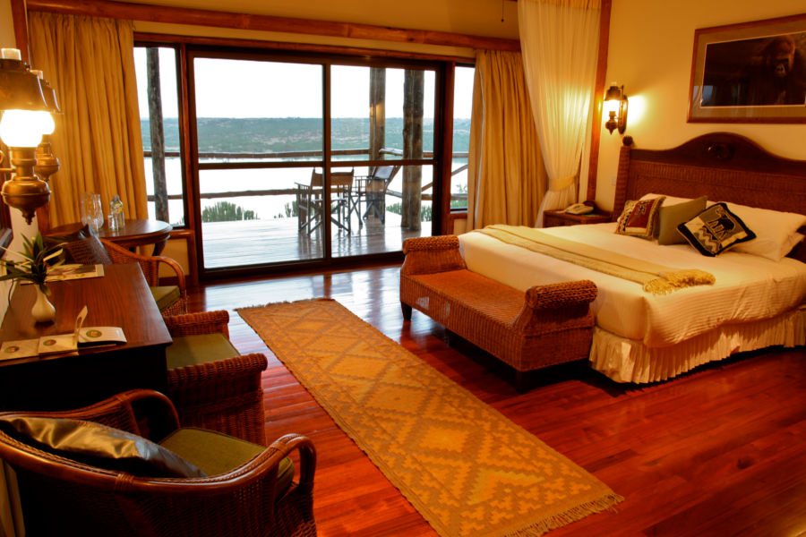 Chambre Mweya Safari Lodge