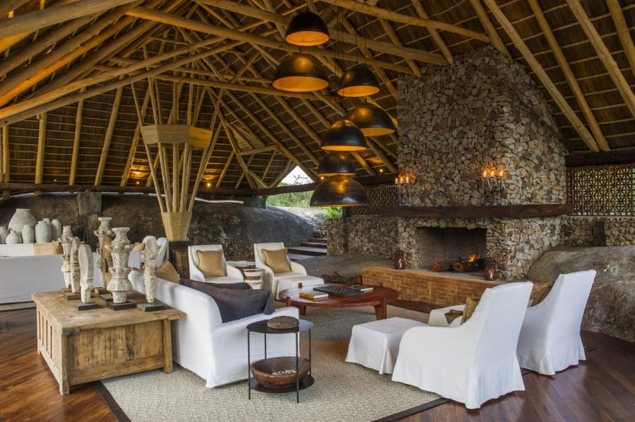 Salon Mwiba Lodge