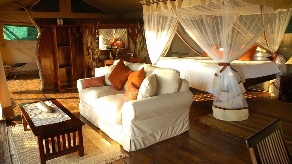 Chambre Chiawa Camp