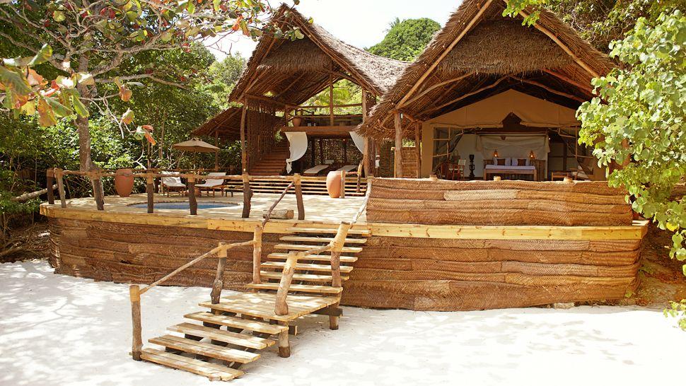 Chambre Fundu Lagoon