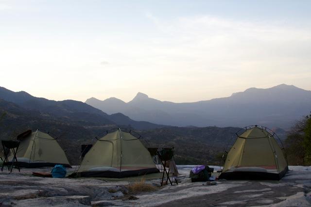 Tentes Sarara Camp