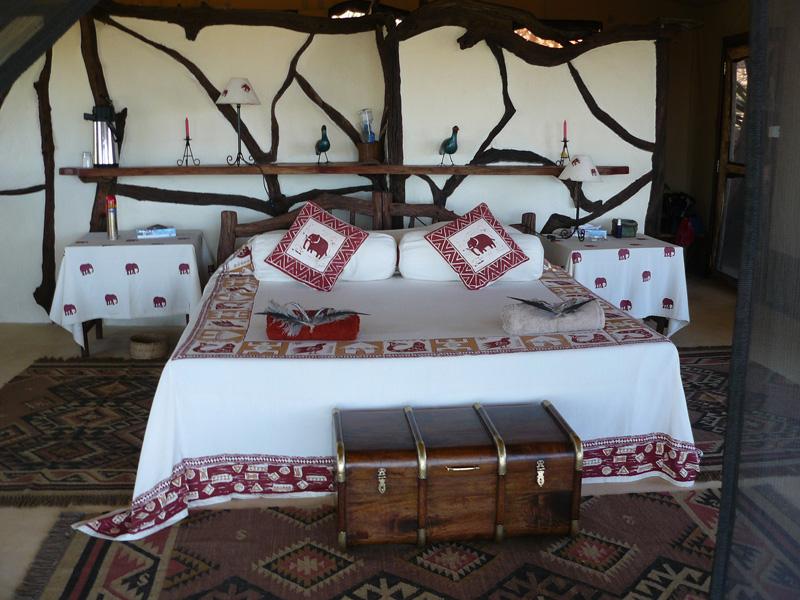 Chambre Sarara Camp
