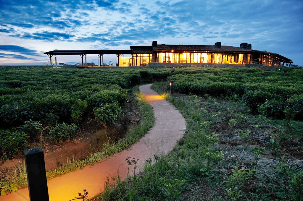 Vue extérieure Nyungwe Forest Lodge