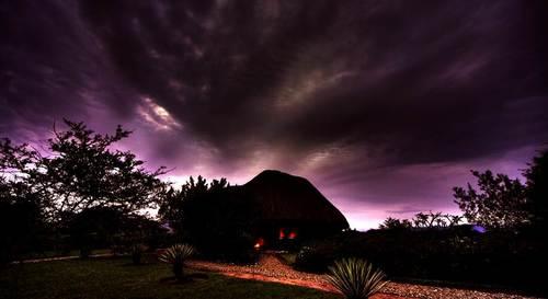Nuit Magique Semliki Lodge