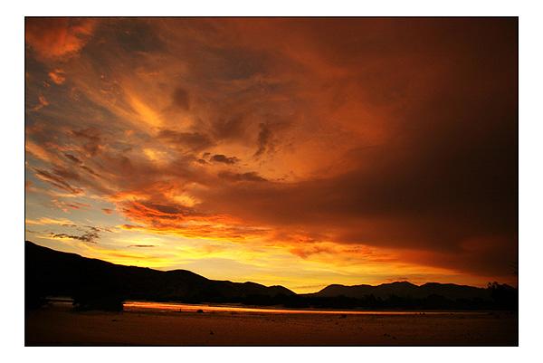 Safari Expérience authentique avec les Himbas - coucher de soleil