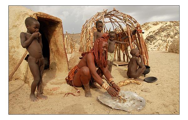 Safari Expérience authentique avec les Himbas - Himba