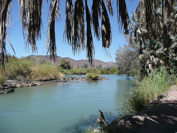 Safari Expérience authentique avec les Himbas - rivière